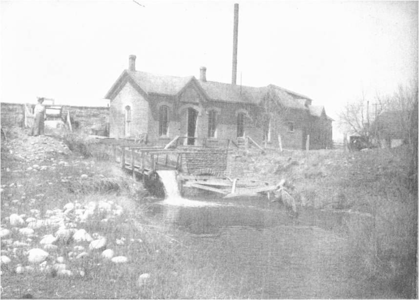 water works in 1904