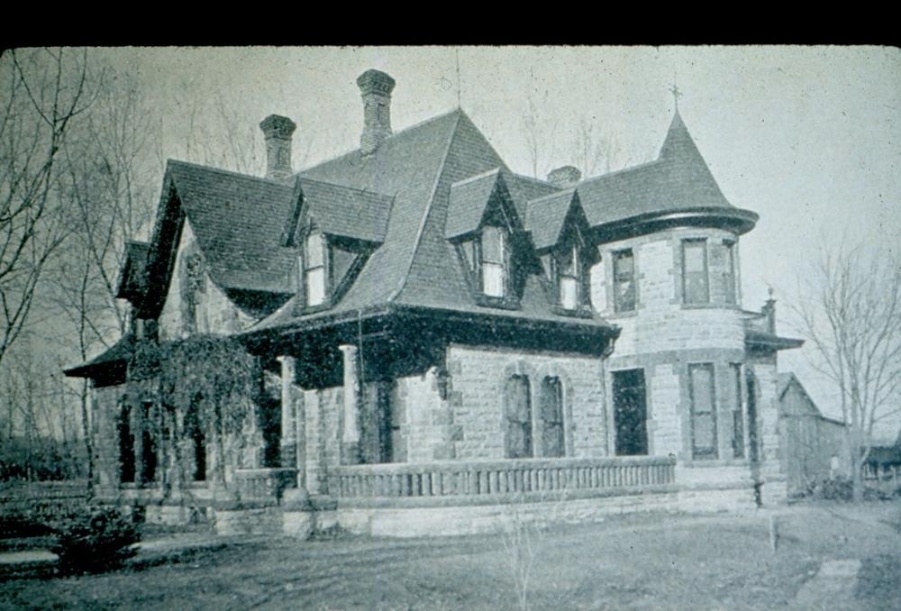 Avery House, ca. 1893