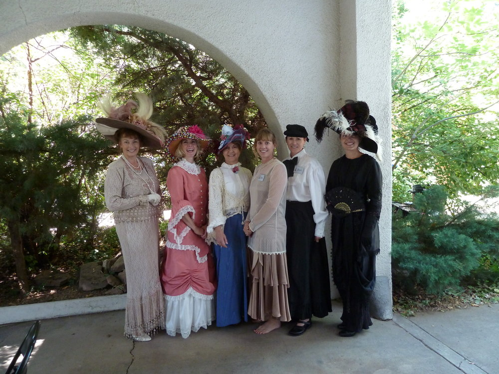 Historic Homes Tour docents