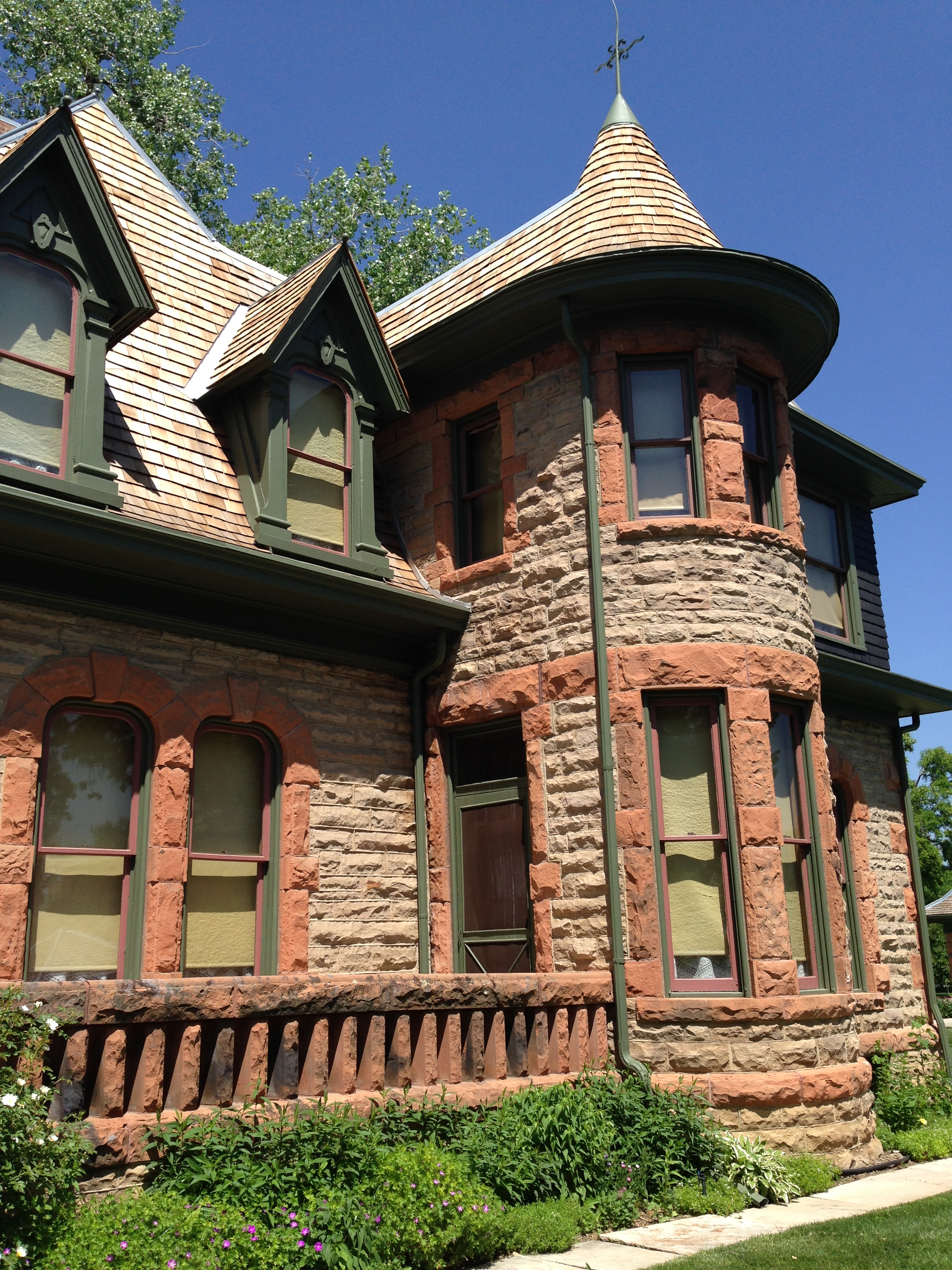 About Poudre Landmarks Foundation: avery house