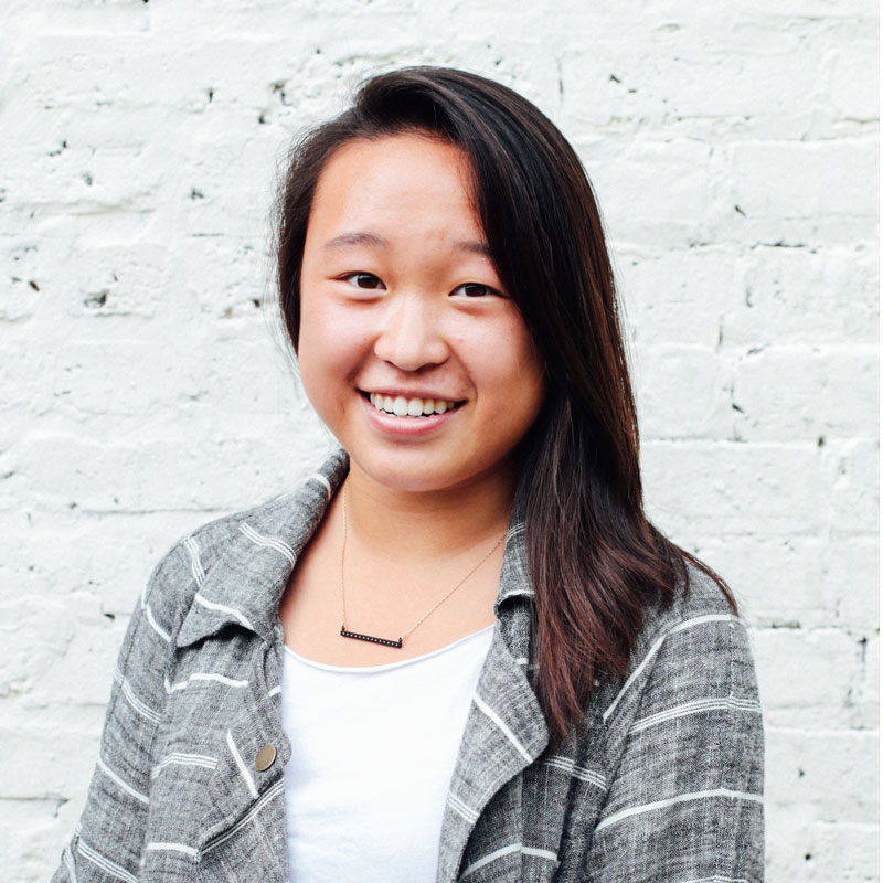 Gloria Zheng | Sweets Associate