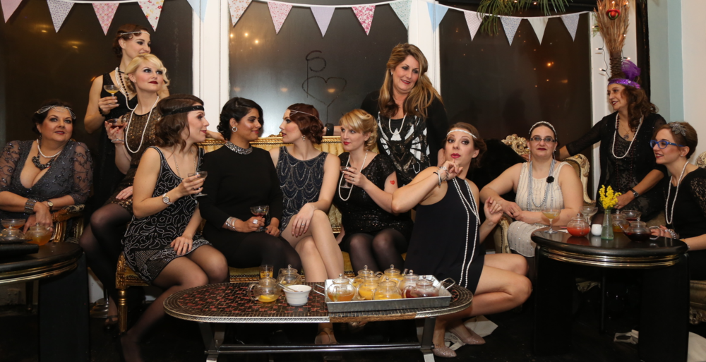 Fine to Fabulous @ Metrodeco - Vintage Make Over Party - Brighton - Sussex