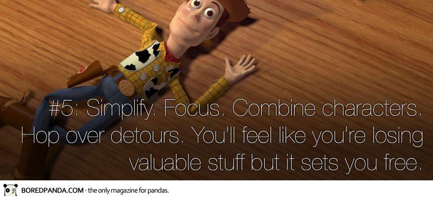 Simplify. Focus.