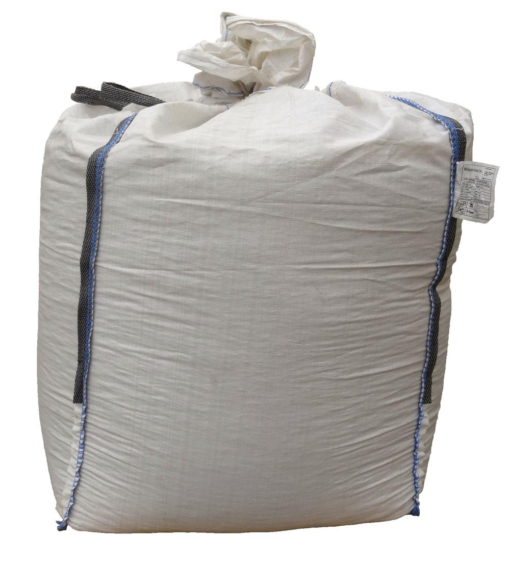 1 ton Tote Bag = 2000 lbs