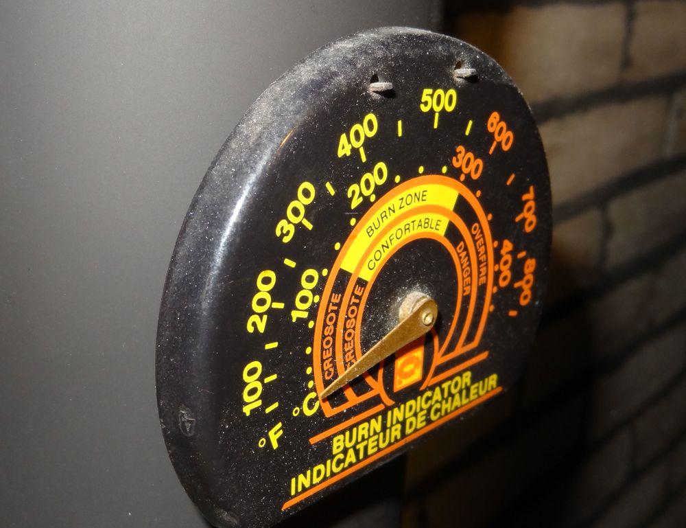 pellet stove guage