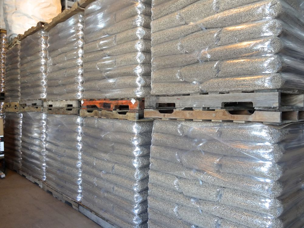 Inventory stored at our facility