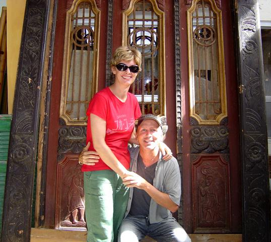Dianne & Tom