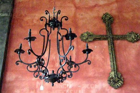 Mexicam Rustic lampara