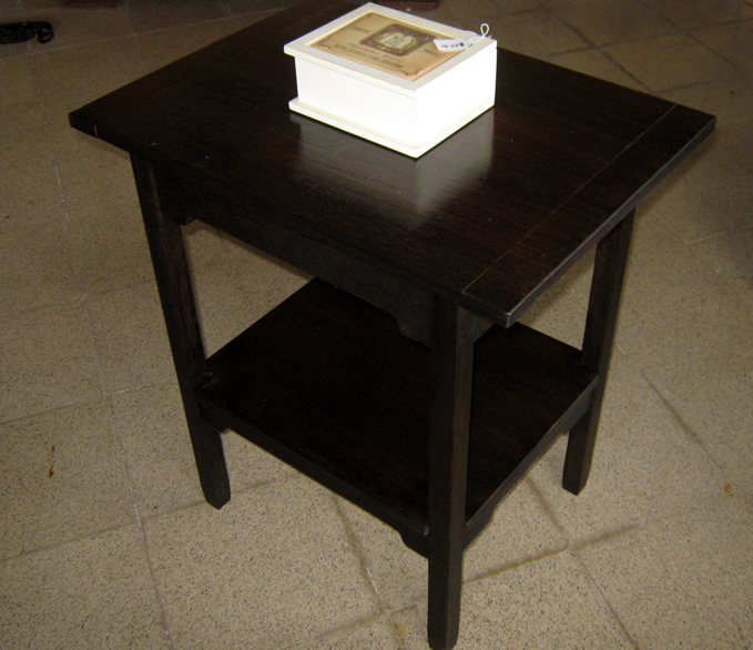 "Cedro Sidetable - 17"" Tall"