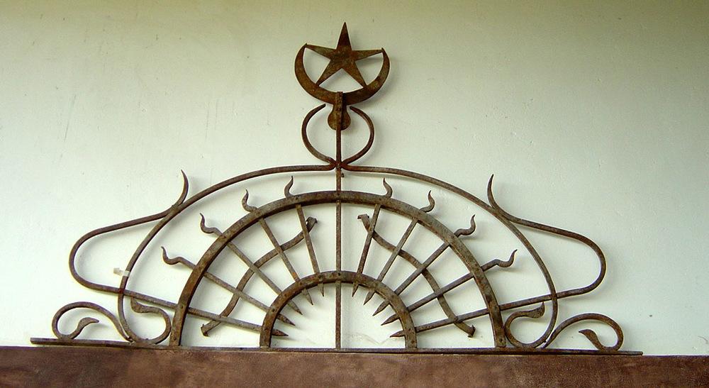Coptic Egytian Headboard 5ft x 4ft