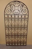 72 inch iron arched gate.jpg