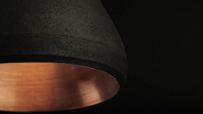 Красивое видео о создании дизайнерских светильников.
