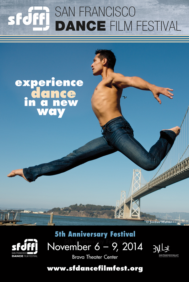 San Francisco Dance Film Festival Marketing