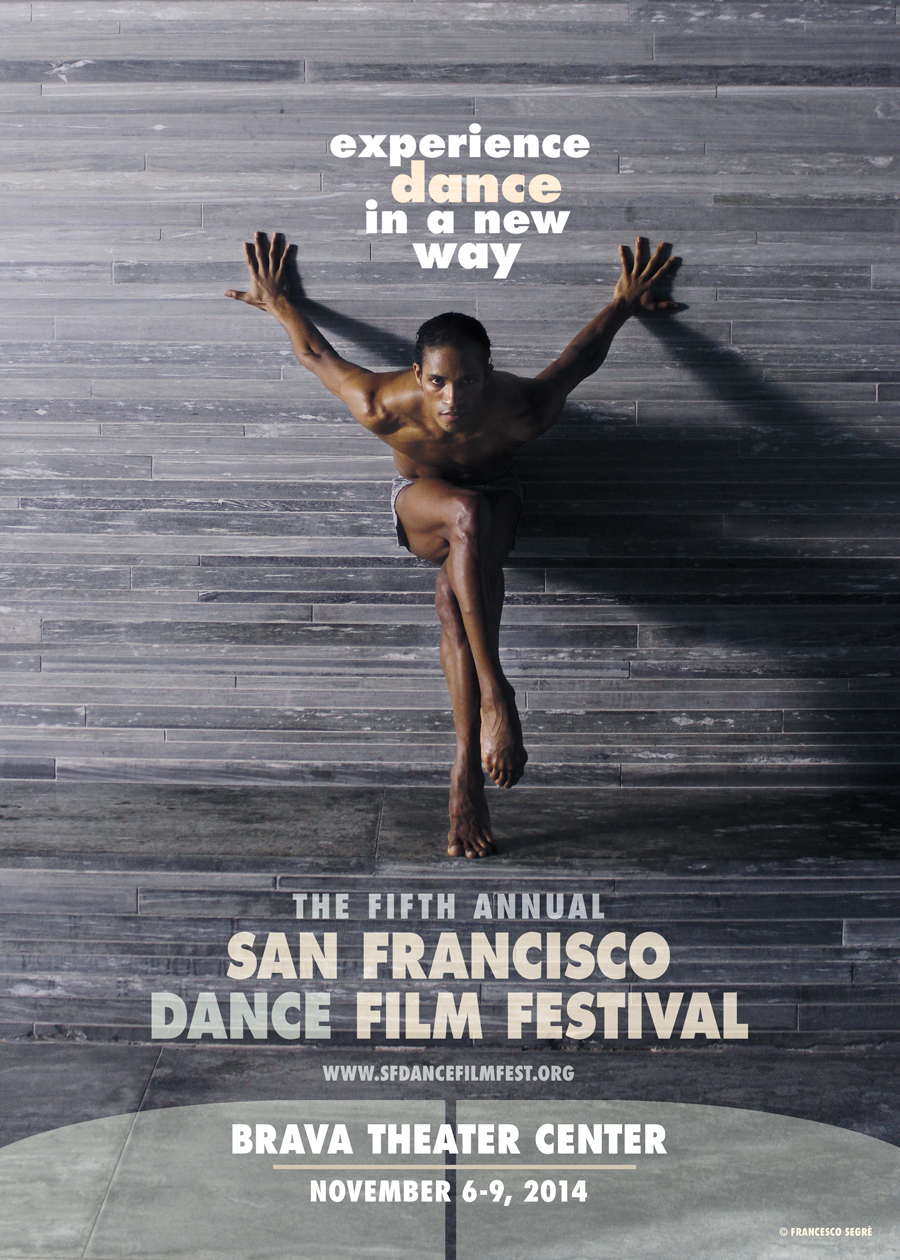 SF Dance Film Fest 2014 Poster