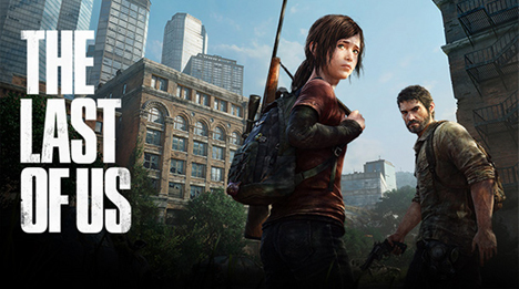 Advertisement image for The Last of Us.