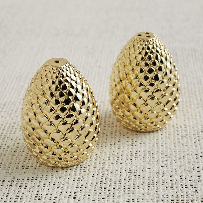 Gold Pinecone S&P
