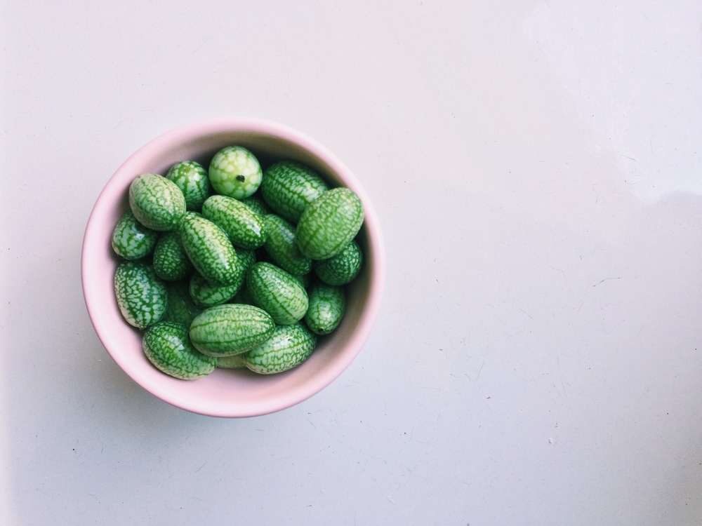 Watermelon Gherkins