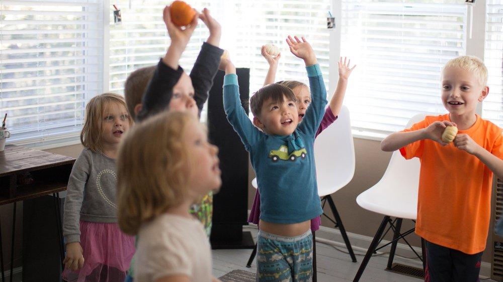 kids piano class