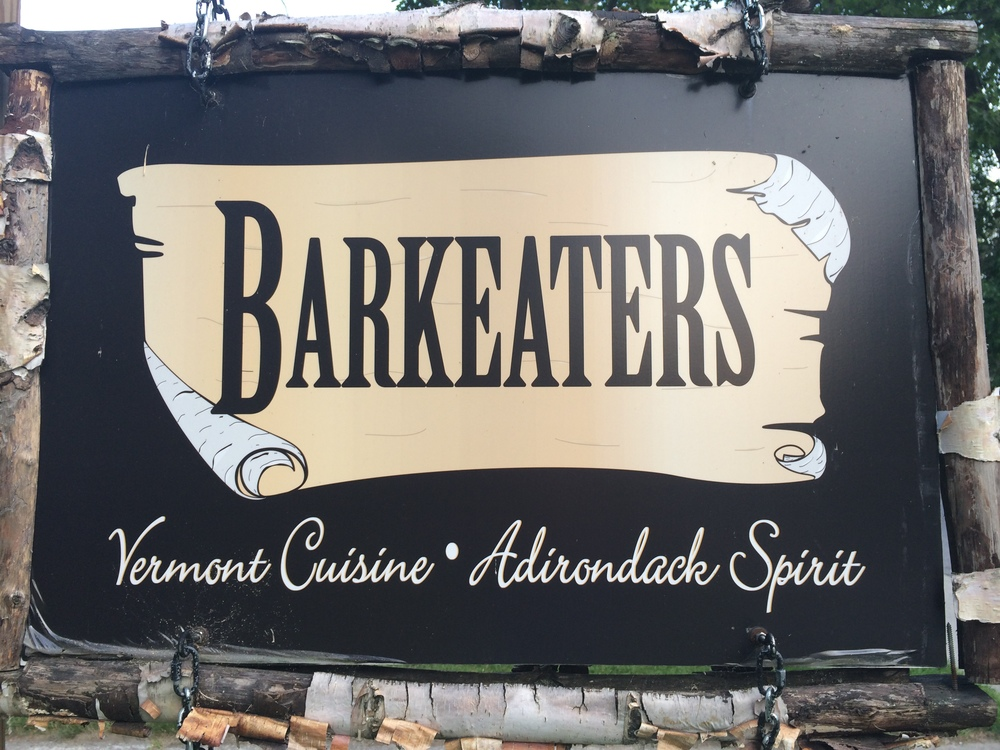 Barkeaters Restaurant, Vermont - positive gluten-free dining experience