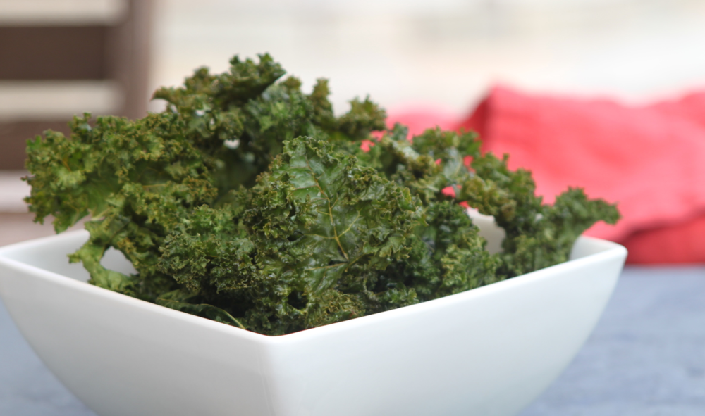 Crispy Kale Gluten-Free Appetizer