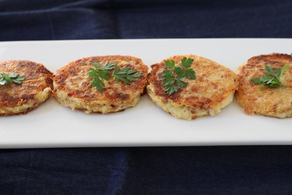 Potato Pancakes, Gluten-Free & Dairy-Free