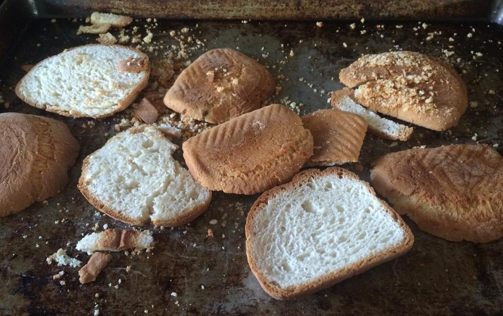 Gluten-Free Bread Crumbs