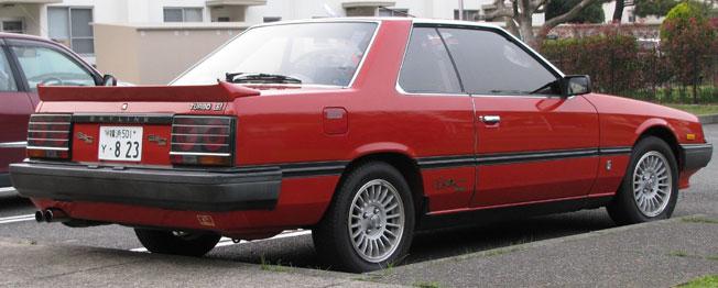 1984 Skyline R30 Paul Newman Edition — Niche Motoring