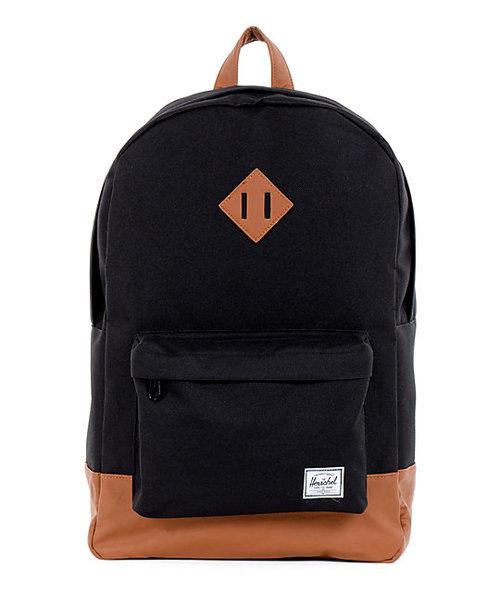 f38f250474e Herschel Supply Co. Heritage BackPack.  herschel heritage backpack lifestyle lg.jpg