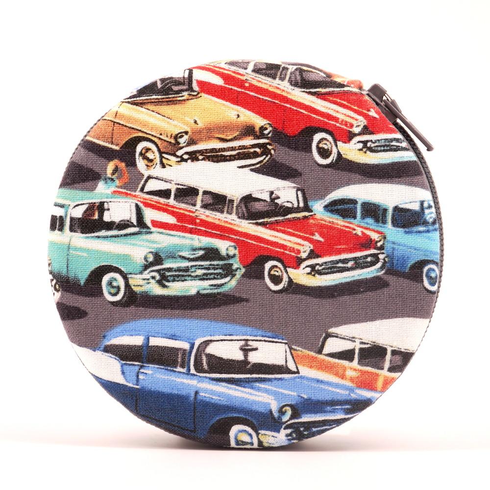Classic Cars 7-day Pill Organizer