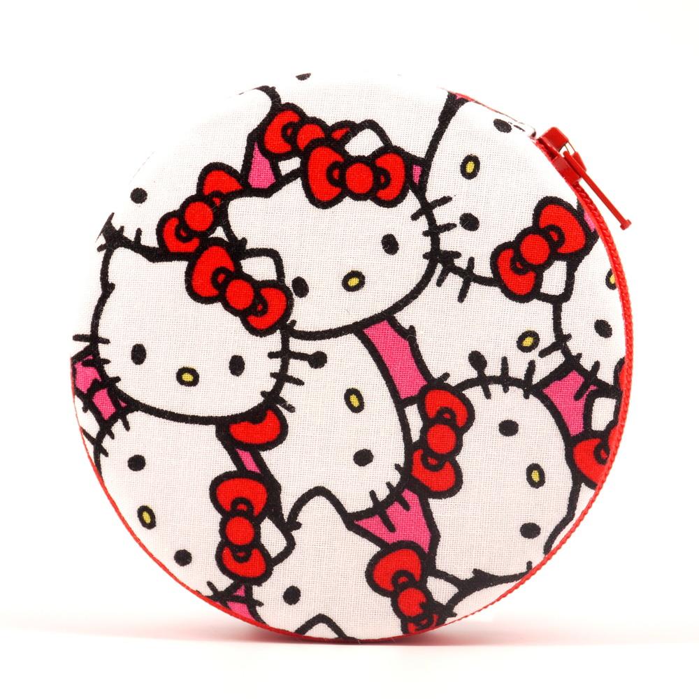 Hello Kitty Pill Box by Gloria's Pill Cases