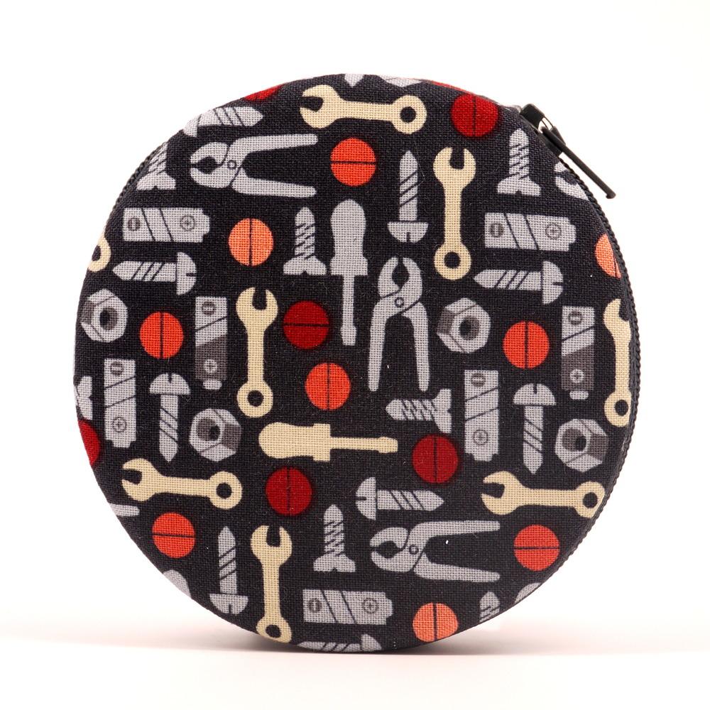 Tiny Tools Zippered Pill Organizer