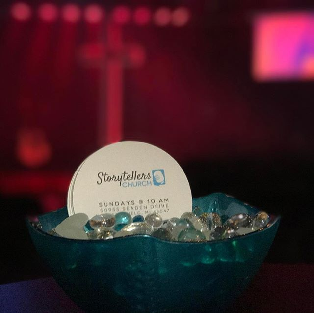 Saving you a seat!