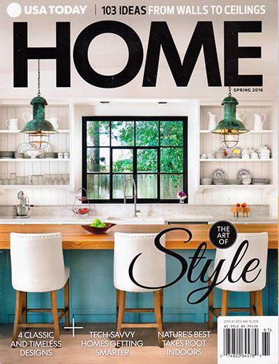 USA Today Home - Spring 2016