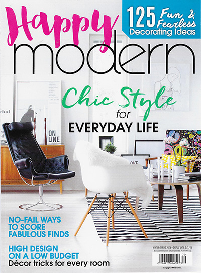 Happy Modern - Winter 2016