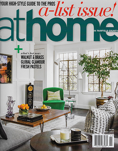 At Home - A-List Issue - Winter 2015