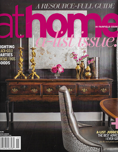 At Home - A-List Issue - Winter 2014