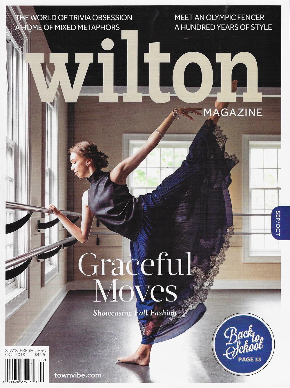 Wilton Magazine - October 2018
