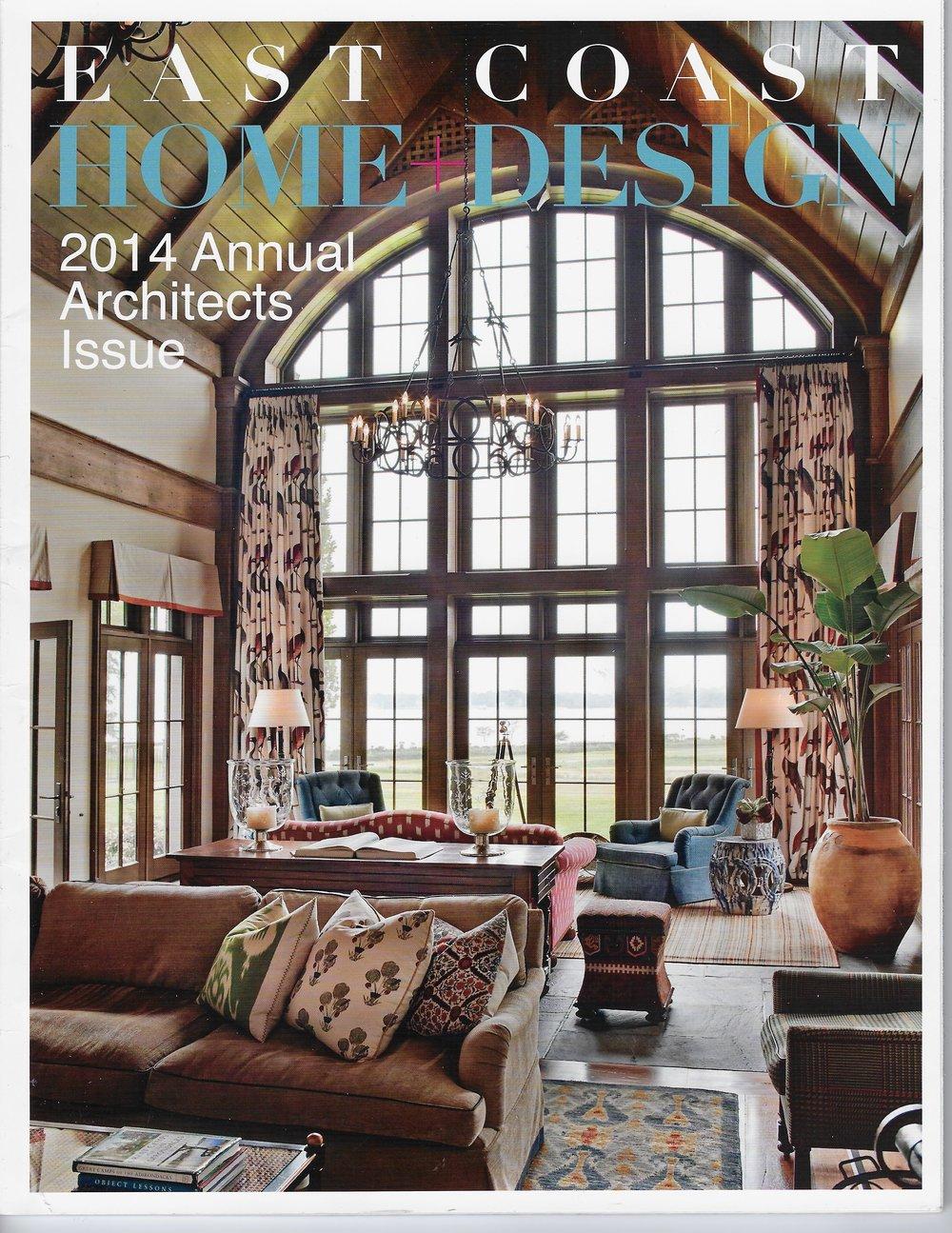 East Coast Home+Design - Nov 2014