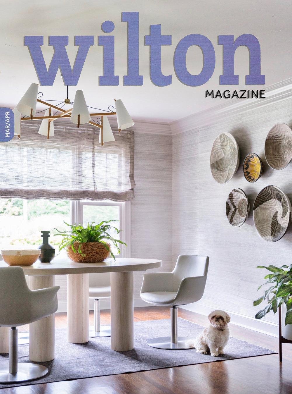 Wilton Magazine - Mar/Apr 2019