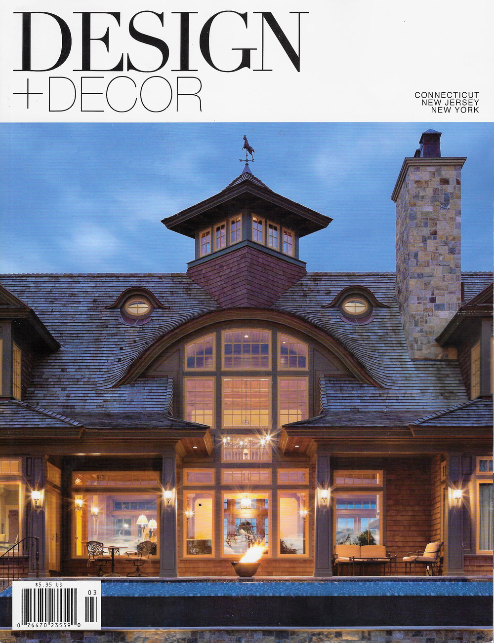 Decor + Design Magazine - April 2019