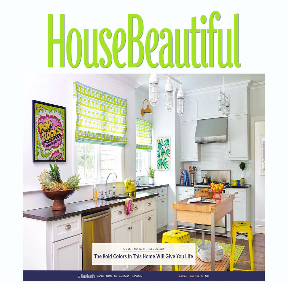 House Beautiful - April 2019