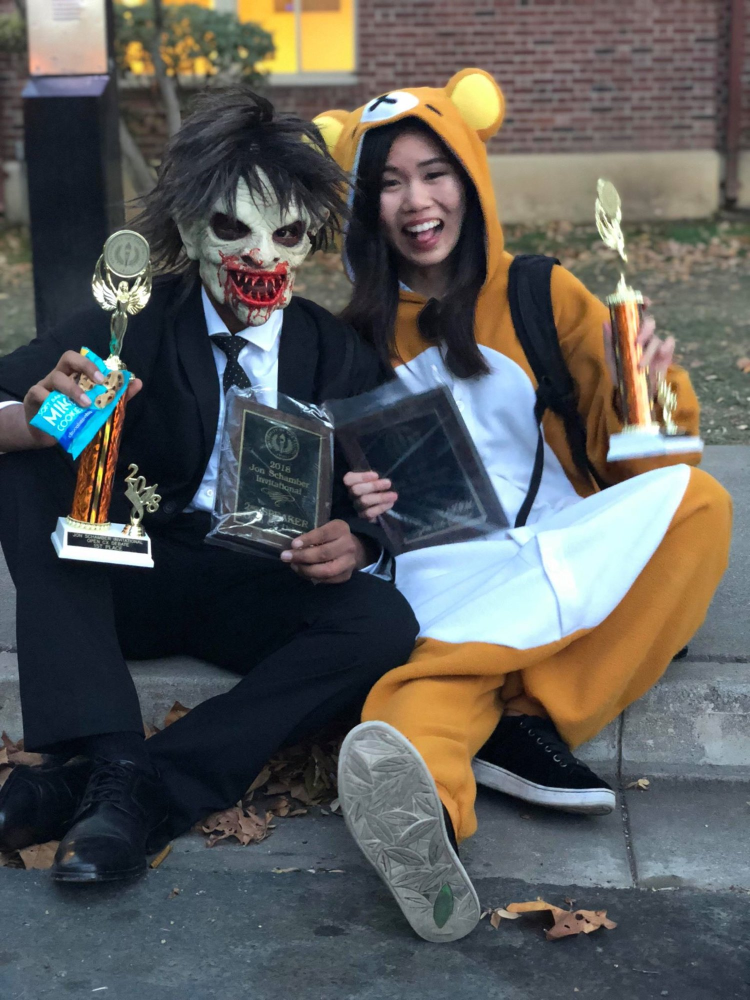 October 27-29: UOP Invitational — DVHS Speech and Debate