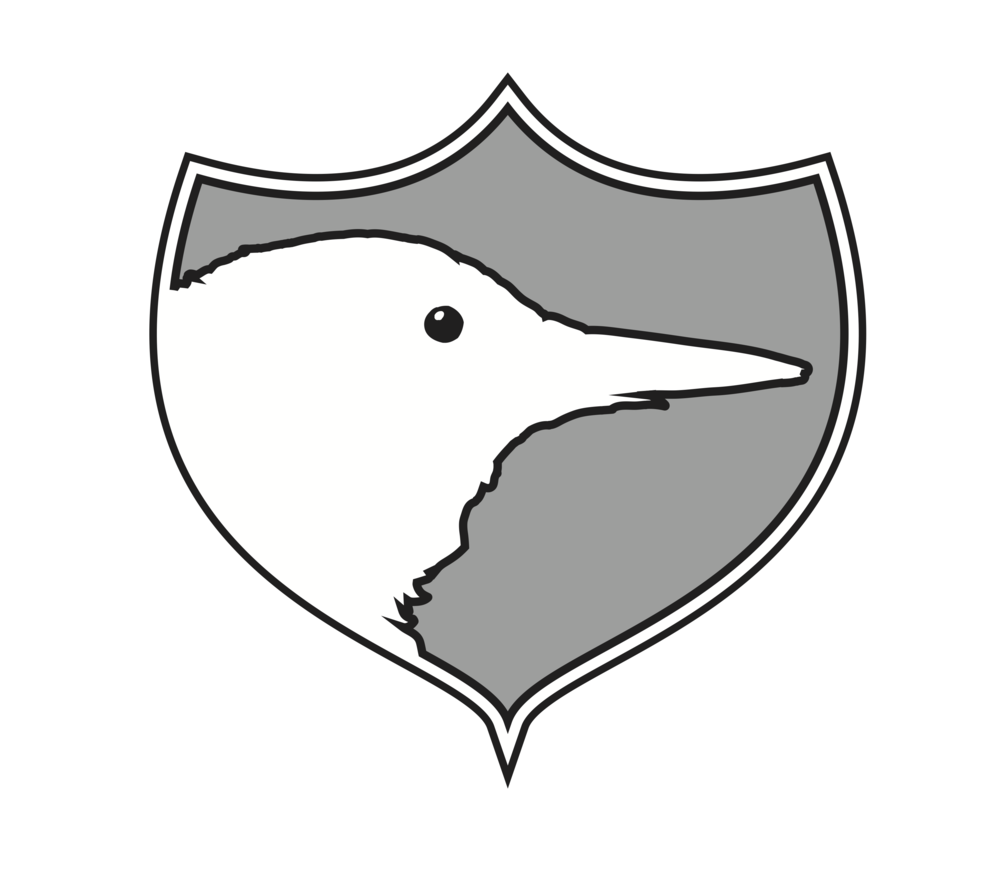 Pecker Shield_Badge - Grey and White.png