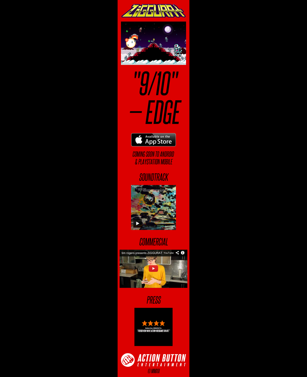 Full-length screenshot of zggrt.com on the iPhone.