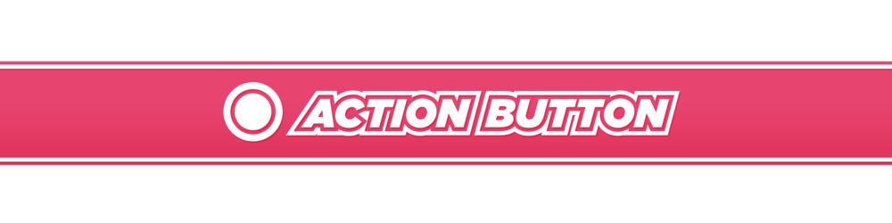 Action Button Entertainment Logo    Illustrator + Photoshop   Collaboration with director Tim Rogers and artist Brent Porter, we've developed this logo and branding for  Action Button Entertainment  in Oakland, CA. This logo was painstakingly calibrated in Illustrator for precision measurements and kerning.