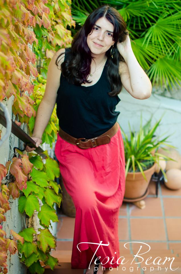 Senior Portrait (c)Tesiabeamphotography.com