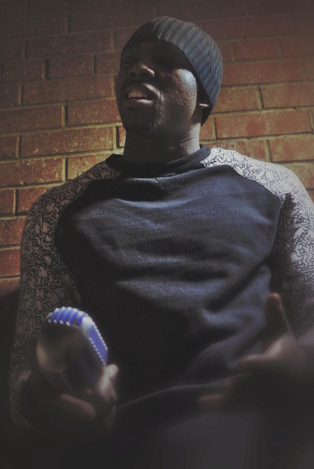 Vocalist and audio engineer  Twiggo