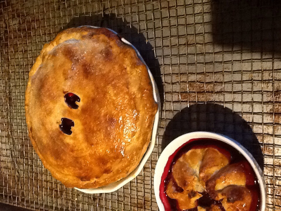 Marion Berry Apple Pie