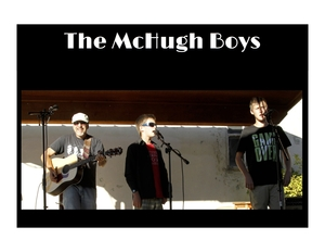 McHugh Boys Poster