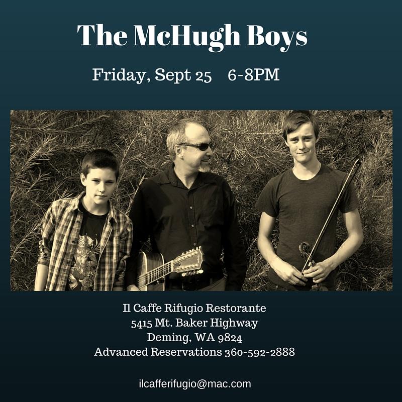 McHugh Boys Fall